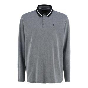 BURTON MENSWEAR LONDON (Big & Tall) Tričko  šedý melír / námořnická modř