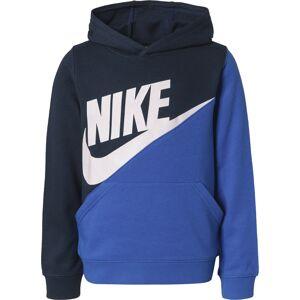 Nike Sportswear Mikina 'Amplify Po'  modrá / marine modrá / bílá