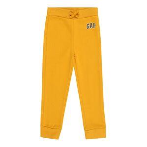 GAP Kalhoty  žlutá