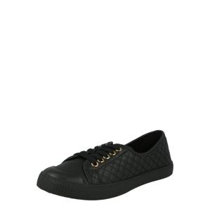 NEW LOOK Šněrovací boty  černá