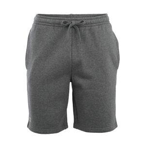 Lacoste Sport Sportovní kalhoty  tmavě šedá