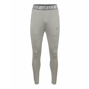 SikSilk Kalhoty  šedá / světle šedá