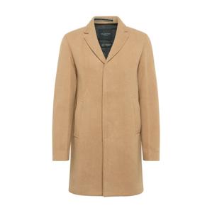 SELECTED HOMME Přechodný kabát  světle hnědá