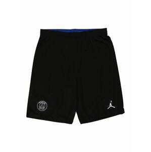 NIKE Sportovní kalhoty 'Paris Saint-Germain'  bílá / černá