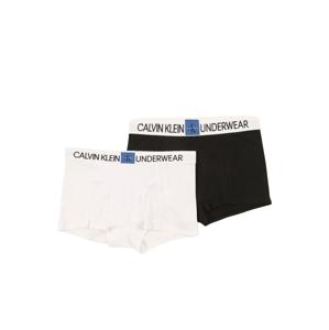 Calvin Klein Underwear Spodní prádlo  bílá / černá