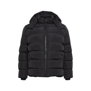 Urban Classics Big & Tall Zimní bunda  černá