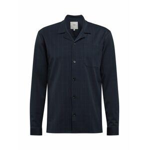 minimum Košile 'Larsen'  tmavě modrá