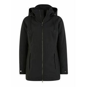 JACK WOLFSKIN Outdoorový kabát 'NARITA'  černá