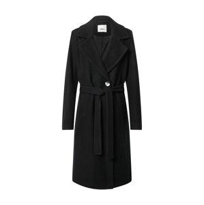 ONLY Přechodný kabát 'Gina'  černá