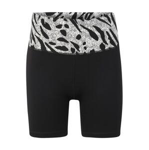 ADIDAS PERFORMANCE Sportovní kalhoty 'AIQ2'  světle šedá / černá
