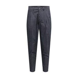 DRYKORN Kalhoty se sklady v pase 'MOSH'  šedá