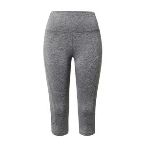 4F Sportovní kalhoty  šedý melír
