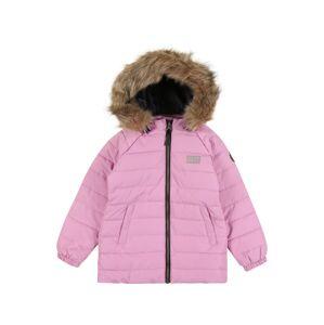 LEGO WEAR Zimní bunda 'Jenni'  hnědá / světle růžová