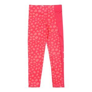 ADIDAS PERFORMANCE Sportovní kalhoty  pink