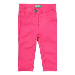 UNITED COLORS OF BENETTON Kalhoty  pink