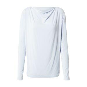 CURARE Yogawear Funkční tričko  světlemodrá