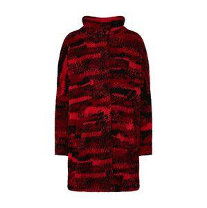 NÜMPH Přechodný kabát 'Libentina'  červená