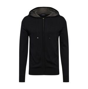 JOOP! Mikina s kapucí '17 JK-02 Libo'  černá