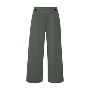JACQUELINE de YONG Kalhoty s puky 'GEGGO'  zelená