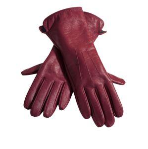 heine Prstové rukavice  bordó