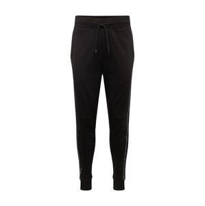 HUGO Kalhoty 'Drapani'  černá