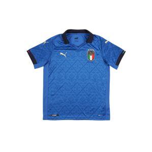 PUMA Funkční tričko 'Italien Home EM 2021'  modrá / noční modrá / světle zelená / melounová / mix barev