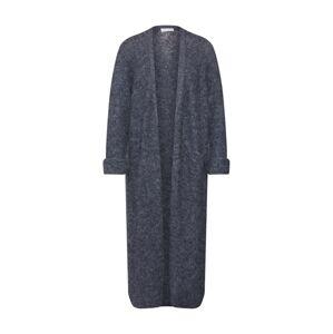 AMERICAN VINTAGE Pletený kabátek 'WOXILEN'  antracitová