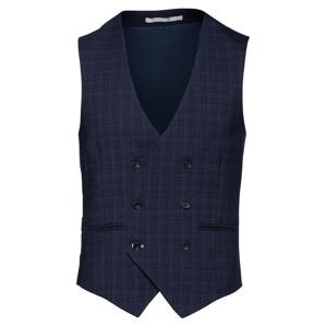 BURTON MENSWEAR LONDON Vesta k obleku 'TONAL GRINDLE'  námořnická modř