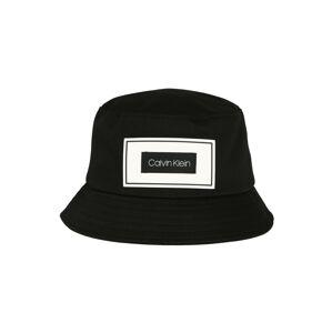 Calvin Klein Čepice 'MULTI PATCH'  černá