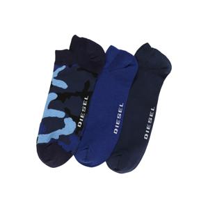 DIESEL Ťapky  marine modrá / námořnická modř / světlemodrá