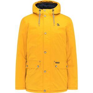 Schmuddelwedda Funkční bunda  námořnická modř / zlatě žlutá