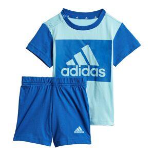 ADIDAS PERFORMANCE Sportovní oblečení  královská modrá / světlemodrá