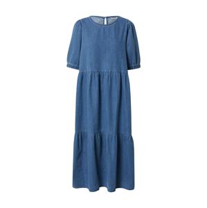 Noisy May (Tall) Šaty 'SESSI'  modrá džínovina