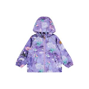 Reima Přechodná bunda  světle fialová / tmavě fialová / nefritová / bílá / růžová