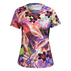 ADIDAS PERFORMANCE Funkční tričko 'Own The Run'  tmavě růžová / mix barev