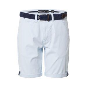 INDICODE JEANS Chino kalhoty 'Dignum'  modrá