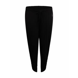 Active by Zizzi Sportovní kalhoty  černá