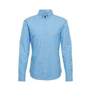 BOSS Společenská košile 'Mabsoot'  světlemodrá