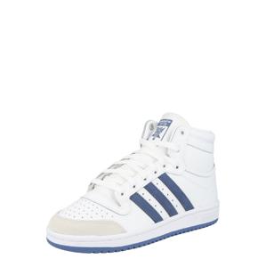 ADIDAS ORIGINALS Kotníkové tenisky ' Top Ten '  bílá / modrá / béžová