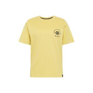 Brooklyn Supply Co. Tričko  žlutá