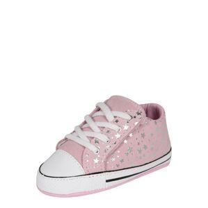 CONVERSE Tenisky 'CTAS Cribster'  pink / bílá / stříbrná