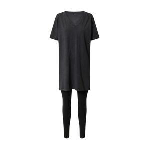 ONLY Domácí oblečení  černá