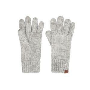 Bickley + Mitchell Prstové rukavice  krémová