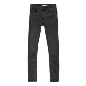 Calvin Klein Jeans Džíny 'SUPER SKINNY MR SUST'  šedá džínová