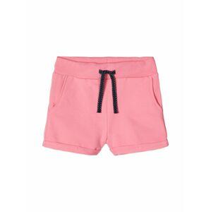 NAME IT Kalhoty  černá / pink