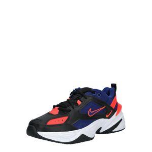 Nike Sportswear Tenisky 'M2K Tekno'  bílá / námořnická modř / oranžově červená