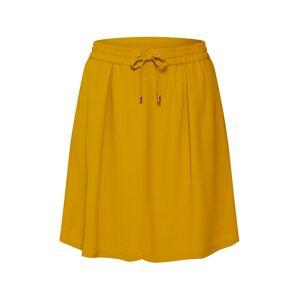 Pop Copenhagen Sukně  žlutá