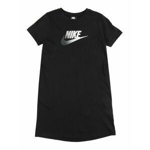Nike Sportswear Šaty 'FUTURA'  černá
