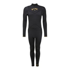 BILLABONG Neoprenový oblek '302 furn abso cz gbs'  černá