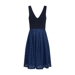WAL G. Koktejlové šaty  námořnická modř / noční modrá